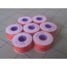 Orange Bobbin Heavy Weight Polyester